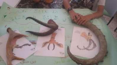 ילדי רהט בפעילות טבע