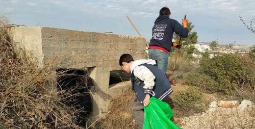 מתנדבים בתוכנית אורטוב