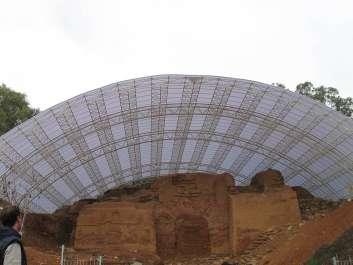 השער הכנעני בתל דן - זאב מרגלית