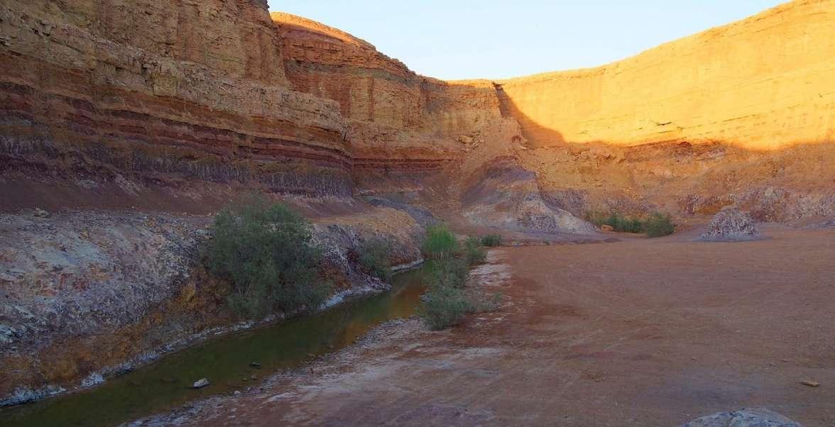 גן לאומי צבעי מכתש רמון - צילום צור נצר רשות הטבע והגנים
