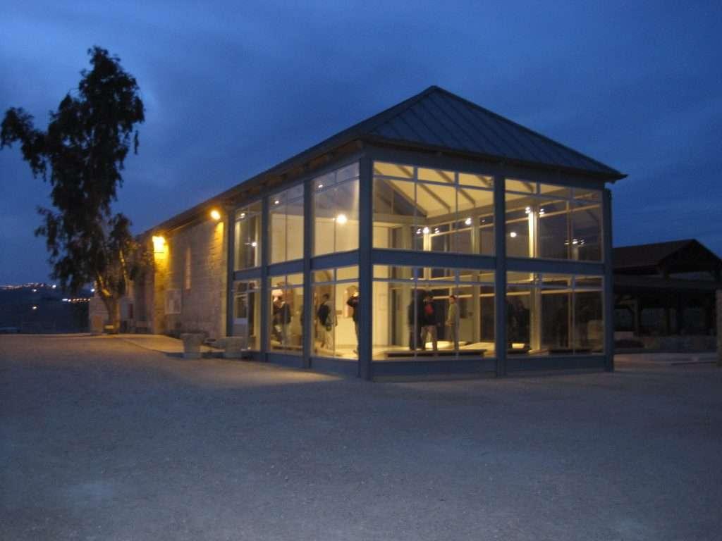 מוזיאון השומרוני הטוב - צילם ערן קרוזל