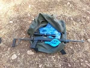 רובה רוגר - צילם אלי גבאי, רשות הטבע והגנים