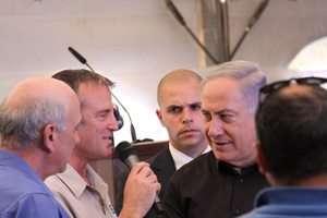 טקס חנוכת העיר העתיקה יודפת - עם ראש הממשלה בנימין נתניהו ומנכ