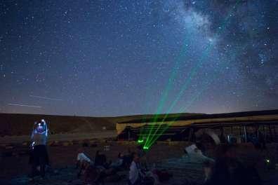 אסטרונומיה בחניון בארות