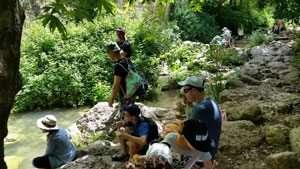מטיילים ונהנים באתרי המים של רשות הטבע והגנים