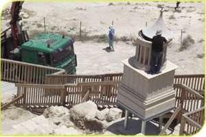 מודל קבר הורדוס