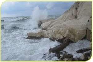 ראש הנקרה - צילום הילל גלזמן, רשות הטבע והגנים