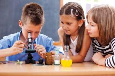 חינוך - ילדים חוקרים