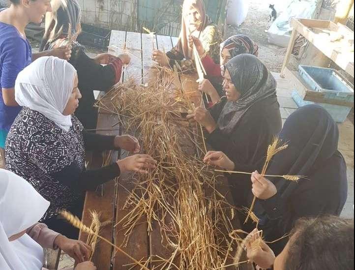 קהילה בג'סר אזרקא