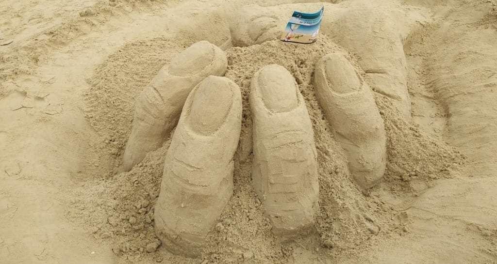 פיסול בחול - מקום 2 jpg