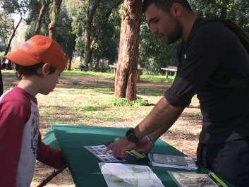 יעקב חנניאב - מתנדב בירקון JPG