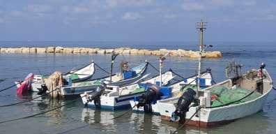 כפר הדייגים בג'אסר אזרקא