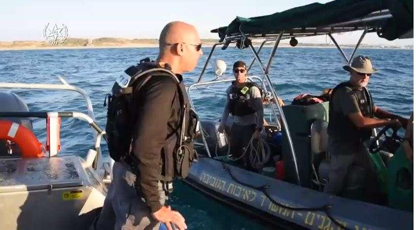 תרגיל שיטור ימי