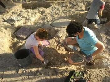 חפירה ארכיאולוגית