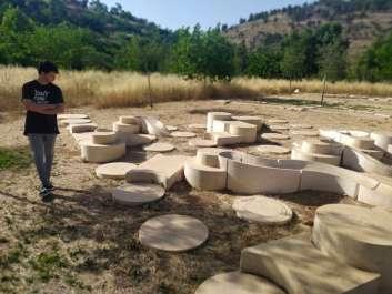 גן המשחקים בעיינות תלם - אייל שפירא