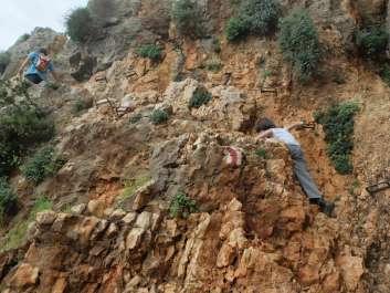 טיפוס בארבל - צילם אייל שפירא