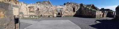 גן לאומי כוכב הירדן - מתחם המבצר - צילם יובל מור