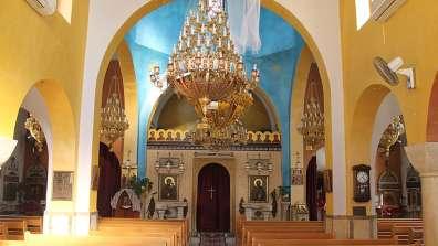 כנסייה יוונית אורתודוקסית כפר ראמה