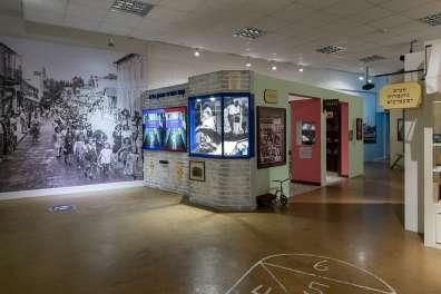 מוזאון ראשונים לתולדות פתח תקוה צילום אלעד שריג