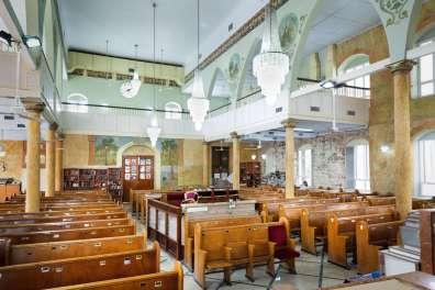 בית הכנסת הגדול פתח תקוה צילום שי פרקש