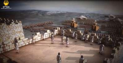 חומה - מגלים עיר דוד