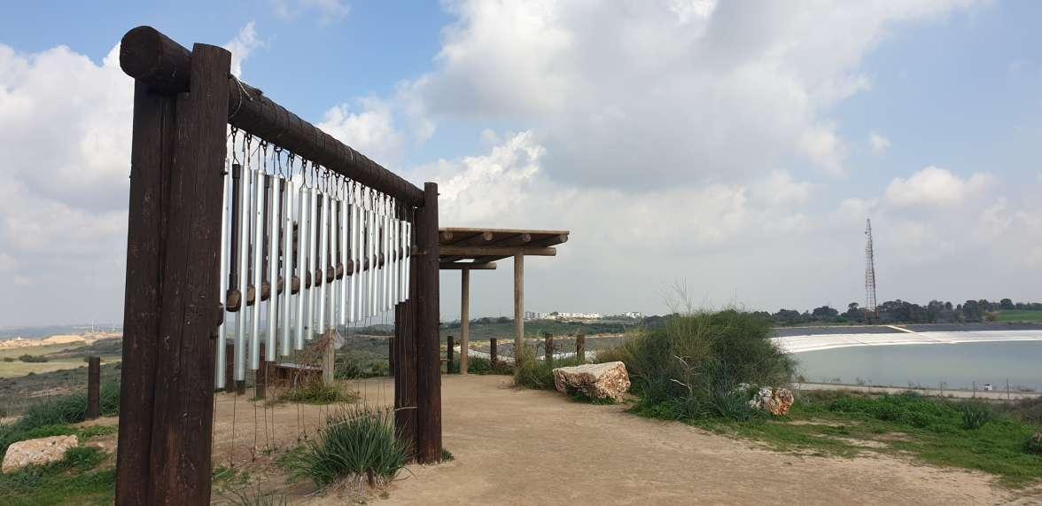מצפור אסף סיבוני, צילום לבנת גינזבורג