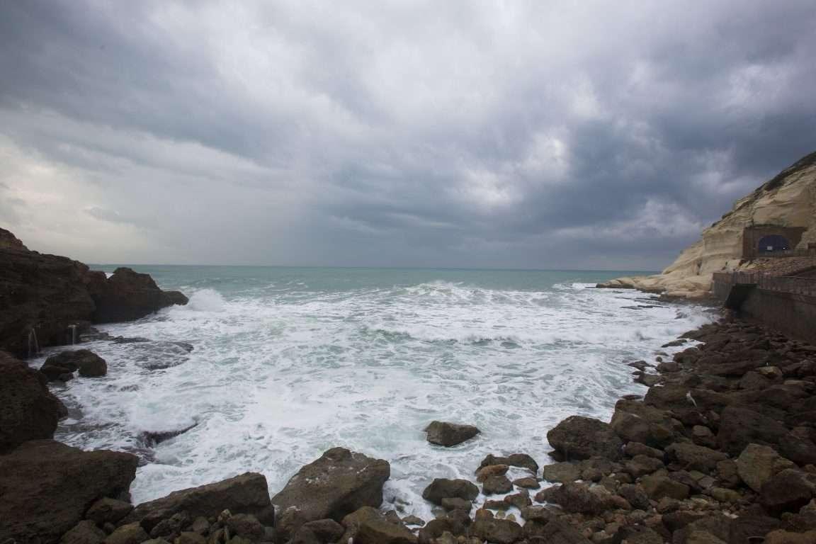 גן לאומי אכזיב וחוף אכזיב
