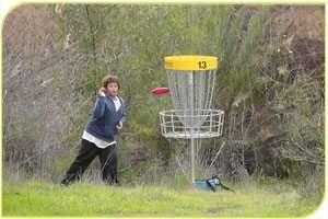 דיסקגולף בפאק הבשור