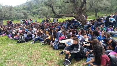 שלח בשביל ישראל - צילום משה סיטבון אגף שלח משרד החינוך