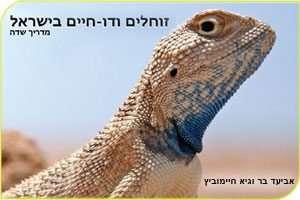 זוחלים ודו חיים בישראל מדריך שדה
