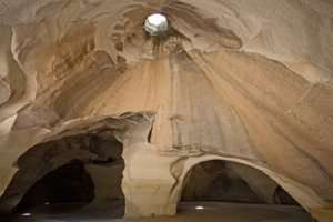 מערות מרשה גן לאומי בית גוברין
