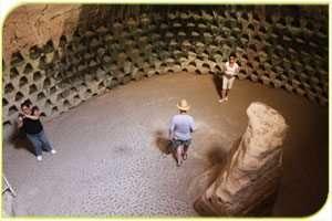 גן לאומי בית גוברין מערות מרשה