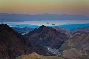 הרי אילת ומפרץ אילת