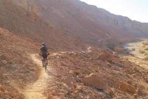מסלול אופניים חאן בארות - מואה - צילם הילל זוסמן