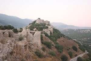 גן לאומי מבצר נמרוד - צילמה טל ליוגנקי