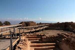 השביל הנגיש בגן לאומי קומראן - צילם יעקב שקולניק