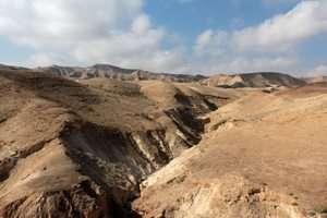 נוף במסלול מעלה ראש צוקים - צילם יעקב שקולניק