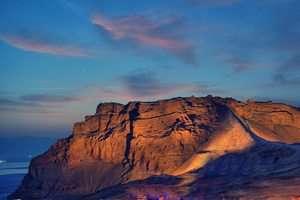 גן לאומי מצדה - צילם אבינועם לוריא