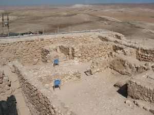 המקדש בתל ערד