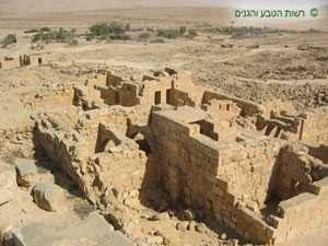 קירות, קשתות ותקרה מאבן מקומית
