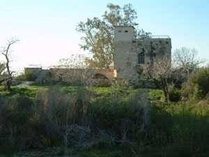 מבנה טחנת הקמח בעין אפק