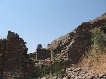 הפירצה בחומה בעיר גמלא