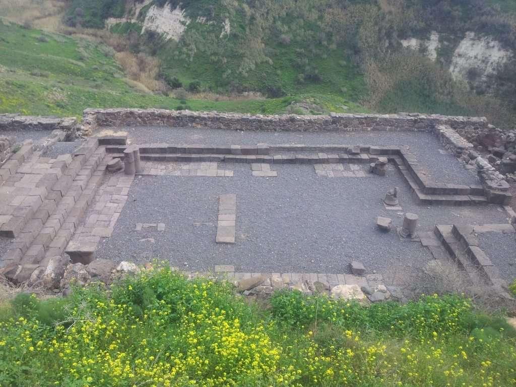 בית הכנסת בגמלא