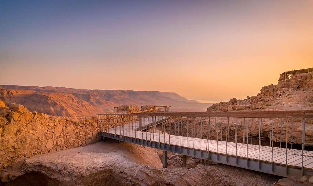 Masada. Photo Credit Manu Grinspan