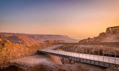 Masada. Photo Credit Manu Grinspan