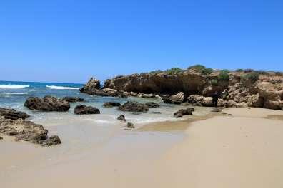 חוף בית ינאי. צילום: יעקב שקולניק