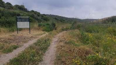 ממשק צומח כוללני בגן לאומי תל לכיש