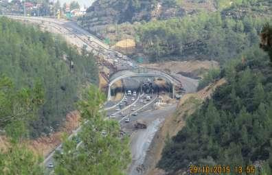 גשר אקולוגי בהרי יהודה - צילם עידן ידין