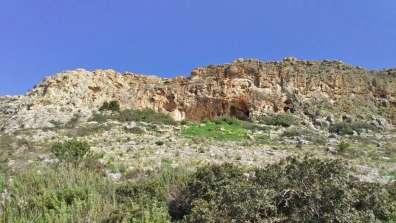 מערת מיסלייה. צילומים- פרופ' מינה וינשטיין-עברון, אוניברסיטת חיפה