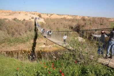 גשר הבשור- מיטל סטרז' צילמה